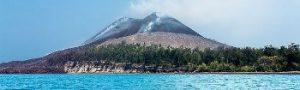 Gunung Krakatau Lampung