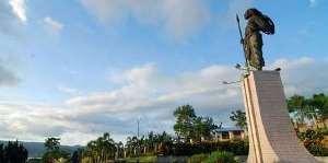 Monumen Patung Martha Christina Tiahahu