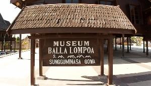 Museum Balla Lompoa Sulsel