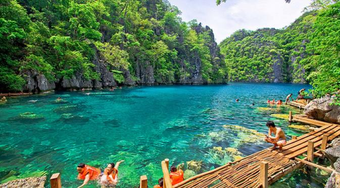 12 Tempat Wisata Di Filipina Paling Populer