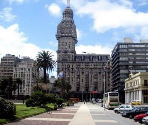 Pusat Kota Uruguay, Montevideo
