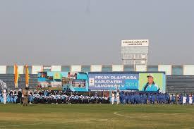 Stadion Surajaya Lamongan