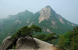 Taman Nasional Bukhansan