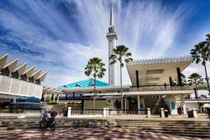 national mosque kuala lumpur