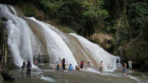 Air Terjun Cibeureum