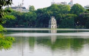 Danau Hoan Kiem-Hanoi