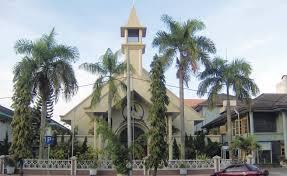 Gereja Katolik Paroki Hati Kudus