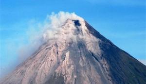 Gunung Mayon-Albay