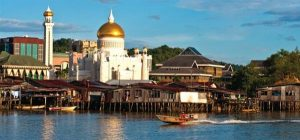 Kampong Ayer-Bandar Seri Begawan