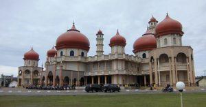 Masjid Agung Kota Meulaboh