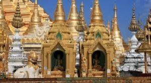 Pagoda Shwedagon-Yangon