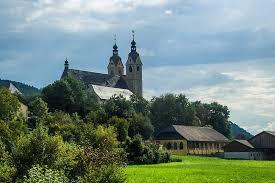 Pilgrimage Church di Maria Saal