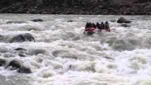 Rafting Di Sungai Progo