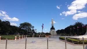 Rizal Park-Manila
