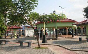 Taman Kota Jenderal HM Sarbini
