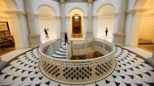 Tate Modern dan Tate Britain