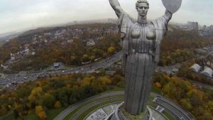 The Motherland Monument