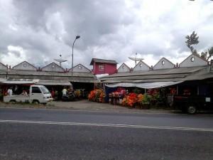 Pasar Kriya Jawa Tengah