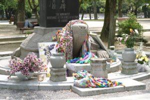 Monumen Orang Korea Korban Bom Atom