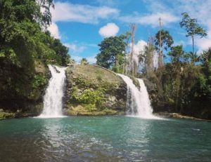air terjun sapoli