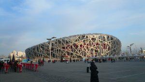 complex olympic stadium