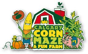 Calgary Corn Maze and Fun Farm