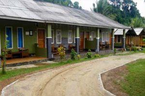 Penginapan Cariang Resort Homestay Pantai Sawarna
