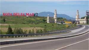 Kota Deltamas