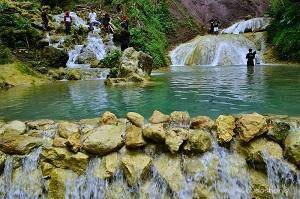Air Terjun Kembang Soka, Kulon Progo