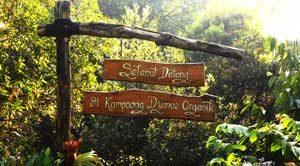 Kampung Djamoe Organik Cikarang