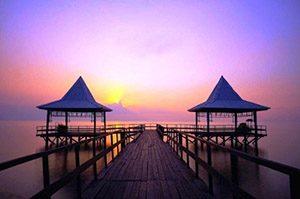 Pantai Ria Kenjeran Lama