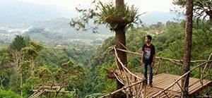 Wisata Alam Bantir Hills