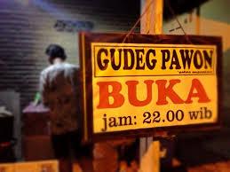 Gudeg Pawon
