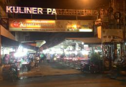 Kawasan Kuliner Pagaruyung