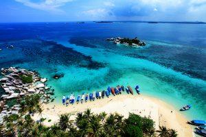 Keistimewaan Pulau Lengkuas