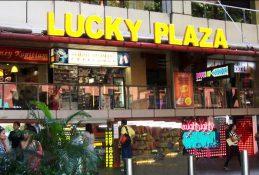 Lucky Plaza Singapur