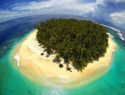 Pulau Terindah di Indonesia - pulau mentawai
