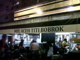 Mie Aceh Titi Bobrok Medan