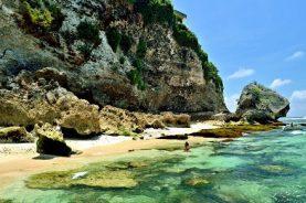 Pantai Green Bowl Bali