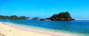 Keindahan Pantai kondang merak