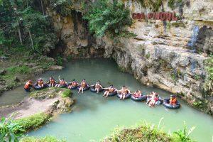 Wisata Goa Pindul