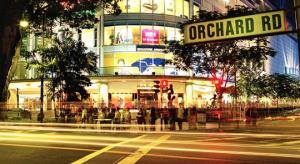 Orchad Road Singapur
