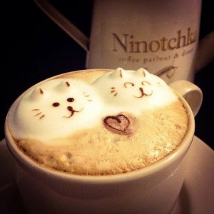 Ninotchka Coffee Parlour & Dinner
