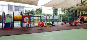 The Playground - wisata anak di jakarta