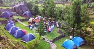 Batu Tapak Camping Ground Sukabumi