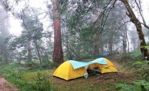 Camping Situ Gunung Sukabumi