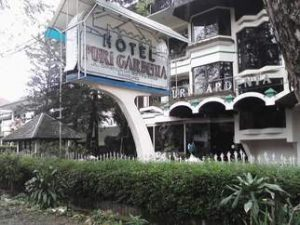 Hotel Puri Gardenia penginapan dibandung