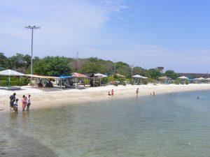 Fasilitas Pantai Tanjung Pasir Tangerang