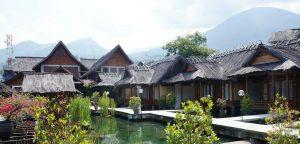 Hotel Kampung Sumber Alam Garut