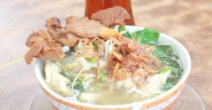 Soto Ayam Mbak Lin